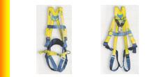 อุปกรณ์ป้องกันการตก safety belt